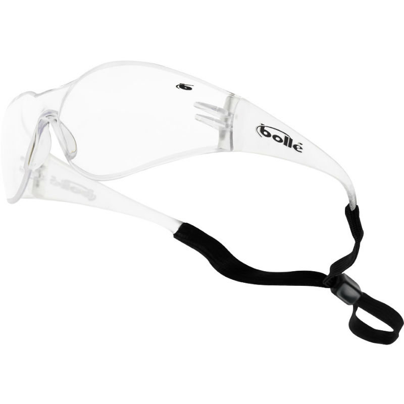 Bollé Bandido Clear Safety Glasses BANCI